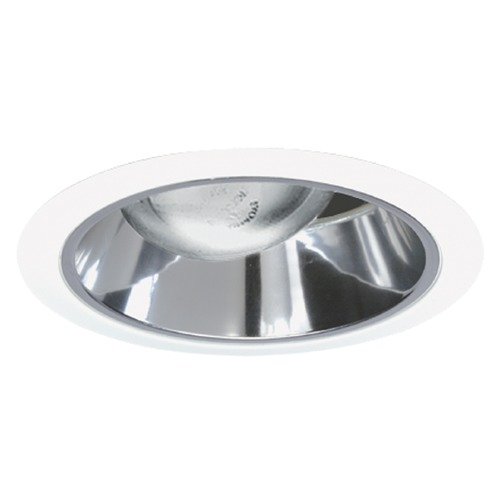 Juno Lighting Group Adjustable Tapered Cone for 6-Inch Recessed Housing 267 CWH