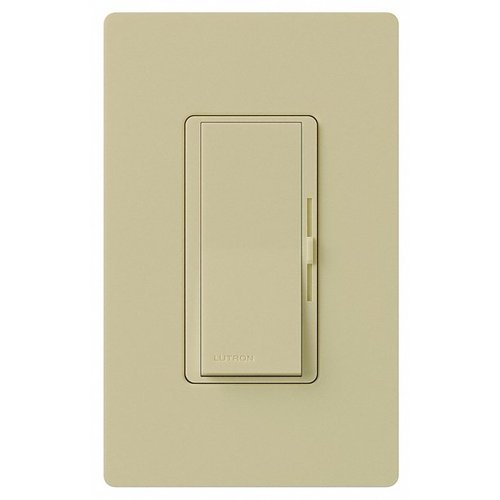 Lutron Dimmer Controls 600-Watt Three-Way Incandescent Dimmer Switch DV603PH-IV