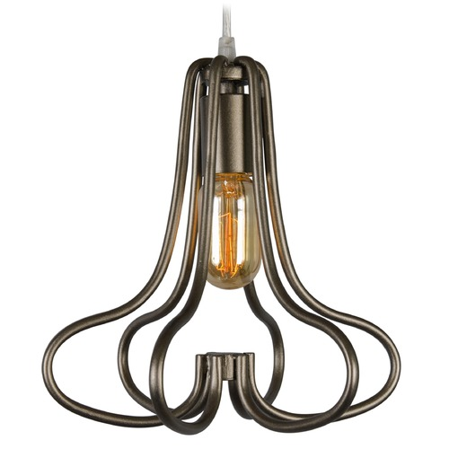 Varaluz Lighting The Whole Package New Bronze Mini-Pendant Light 229MO1NB
