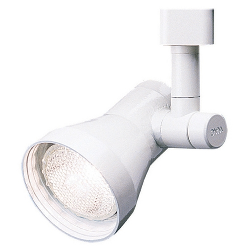 WAC Lighting Wac Lighting White Track Light Head HTK-720-WT
