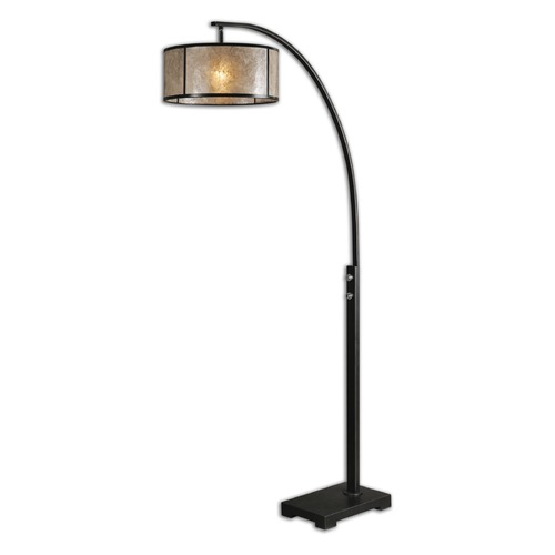 Uttermost Lighting Uttermost Cairano Drum Shade Floor Lamp 28597-1