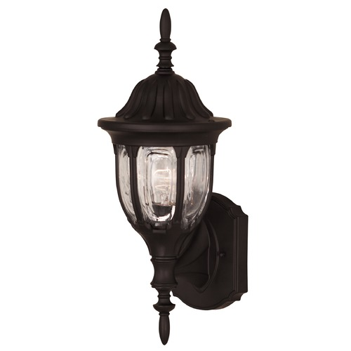 Savoy House Savoy House Black Outdoor Wall Light 07068-BLK