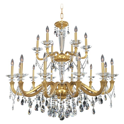 Allegri Lighting Jolivet 18 Light Crystal Chandelier 021773-032-FR001