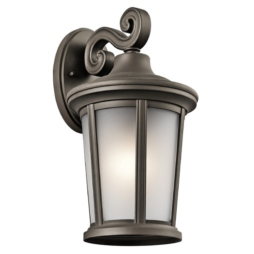 Kichler Lighting Kichler Lighting Turlee Outdoor Wall Light 49655OZ