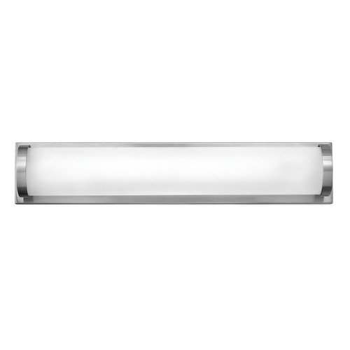 Hinkley Lighting Hinkley Lighting Acclaim Brushed Nickel LED Bathroom Light 53842BN