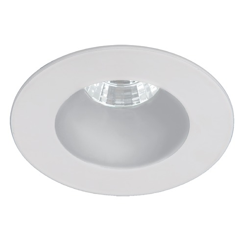 WAC Lighting Wac Lighting Oculux Brushed Nickel LED Recessed Kit R2BRD-11-N927-BN