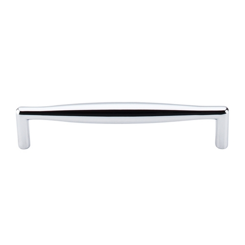Top Knobs Hardware Modern Cabinet Pull in Polished Chrome Finish M504