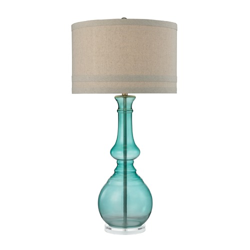 Dimond Lighting Dimond Lighting Seaspray Table Lamp with Drum Shade D2625