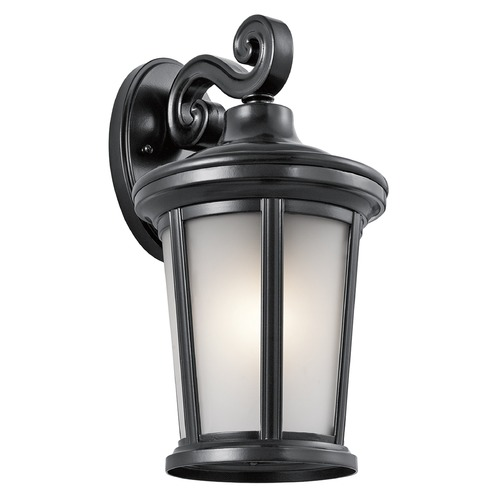 Kichler Lighting Kichler Lighting Turlee Outdoor Wall Light 49655BK