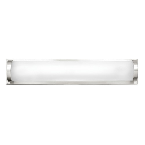 Hinkley Lighting Hinkley Lighting Acclaim Polished Nickel LED Bathroom Light 53842PN