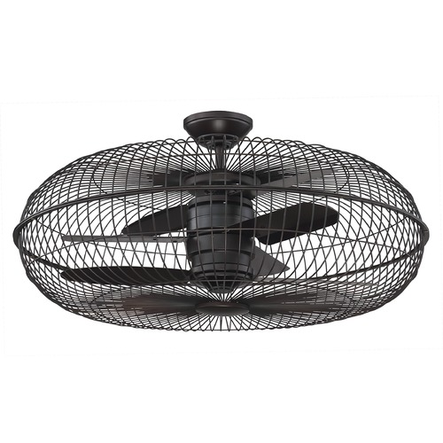 Savoy House Savoy House Lighting Senegal English Bronze Ceiling Fan Without Light 28-336-FD-13