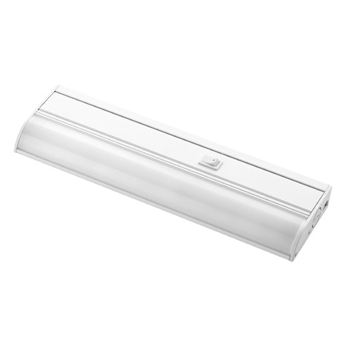 Quorum Lighting Quorum Lighting White 9-Inch LED Under Cabinet Light 93309-6