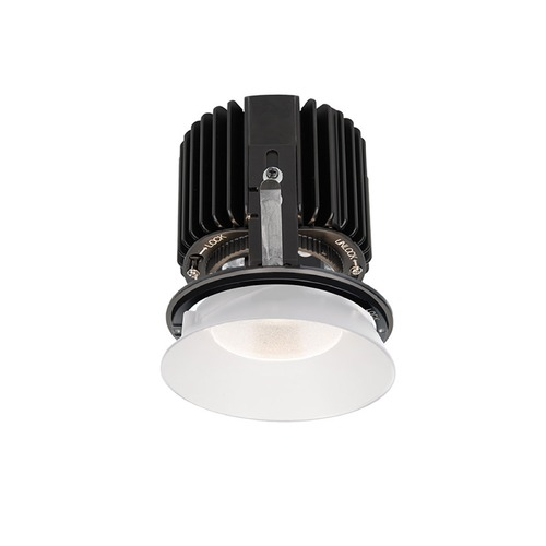 WAC Lighting WAC Lighting Volta White LED Recessed Trim R4RD1L-F835-WT