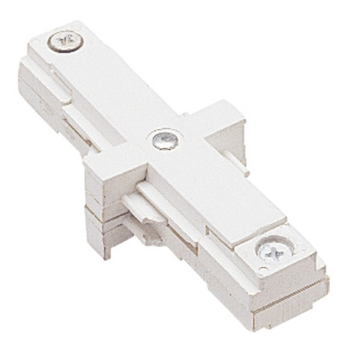 WAC Lighting Wac Lighting White Rail, Cable, Track Accessory J2-IDEC-WT