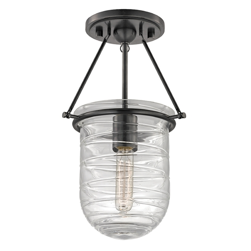 Hudson Valley Lighting Hudson Valley Lighting Willet Old Bronze Semi-Flushmount Light 200-OB