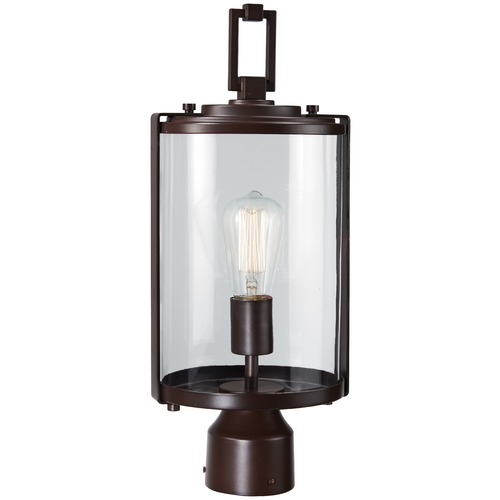 Minka Lavery Minka Lighting Ladera Alder Bronze Post Light 73066-246