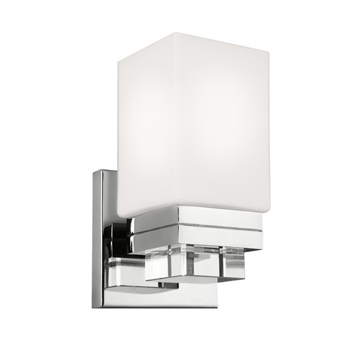 Feiss Lighting Feiss Lighting Maddison Polished Nickel Sconce VS20601PN