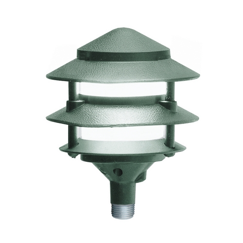 RAB Electric Lighting Path Light in Verde Green Finish LL322VG