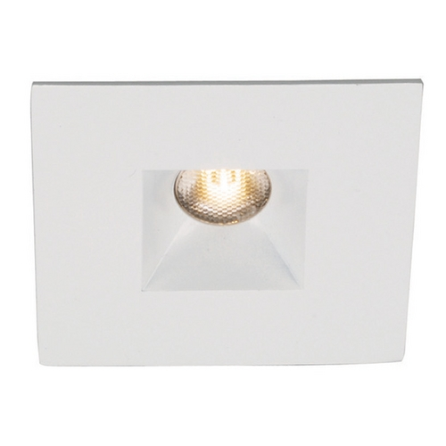 WAC Lighting Wac Lighting White LED Recessed Light HR-LED271R-C-WT