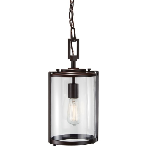 Minka Lavery Minka Lighting Ladera Alder Bronze Outdoor Hanging Light 73064-246