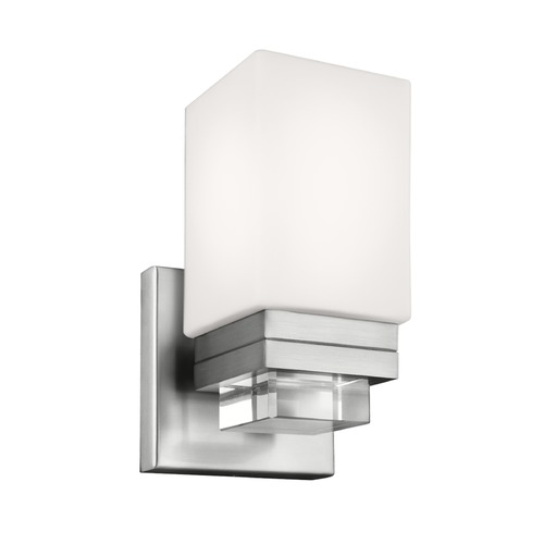Feiss Lighting Feiss Lighting Maddison Satin Nickel Sconce VS20601SN