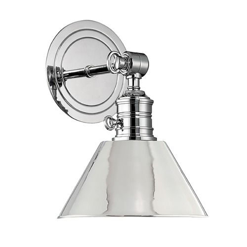 Hudson Valley Lighting Sconce Wall Light in Polished Nickel Finish 8321-PN