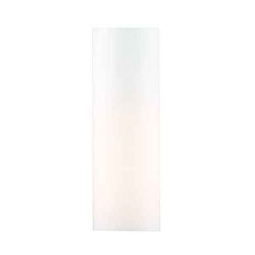 Philips Lighting Super White Cylindrical Glass Shade F5178