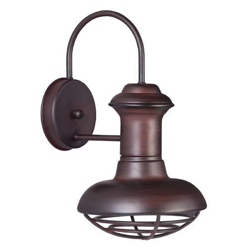 Maxim Lighting Maxim Lighting Wharf Oriental Bronze Outdoor Wall Light 35011OB
