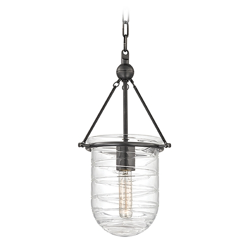 Hudson Valley Lighting Hudson Valley Lighting Willet Old Bronze Mini-Pendant Light 210-OB