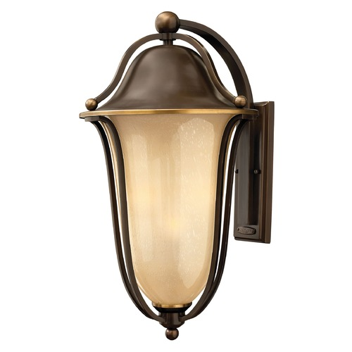Hinkley Lighting Hinkley Lighting Bolla Olde Bronze LED Outdoor Wall Light 2639OB-LED