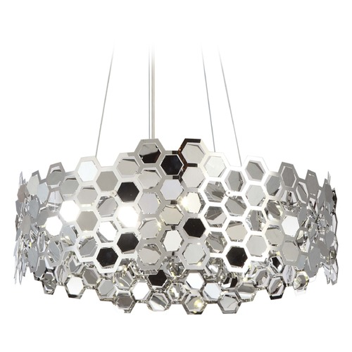 Avenue Lighting Avenue Lighting Lexington Ave. Chrome LED Pendant Light HF-1712-CH