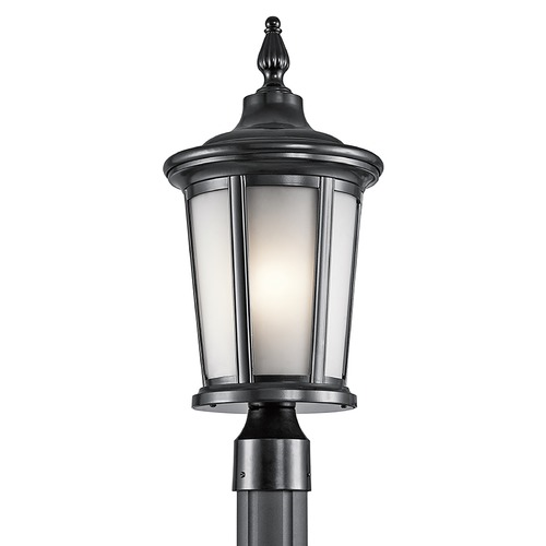 Kichler Lighting Kichler Lighting Turlee Post Light 49657BK