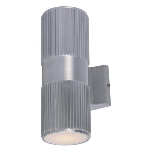 Maxim Lighting Maxim Lighting Lightray Brushed Aluminum Sconce 6123AL
