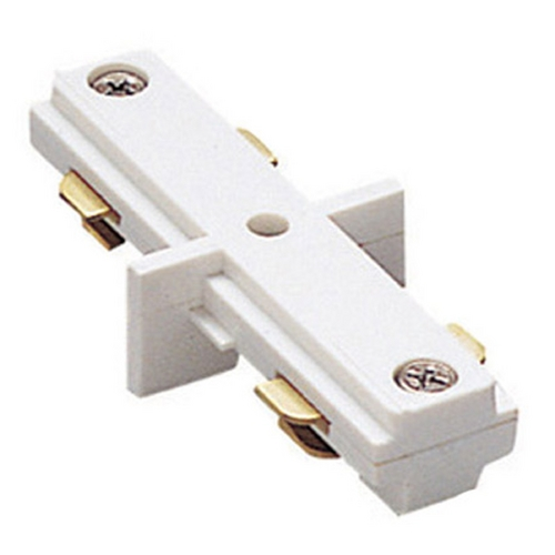WAC Lighting Wac Lighting White Rail, Cable, Track Accessory J2-I-WT