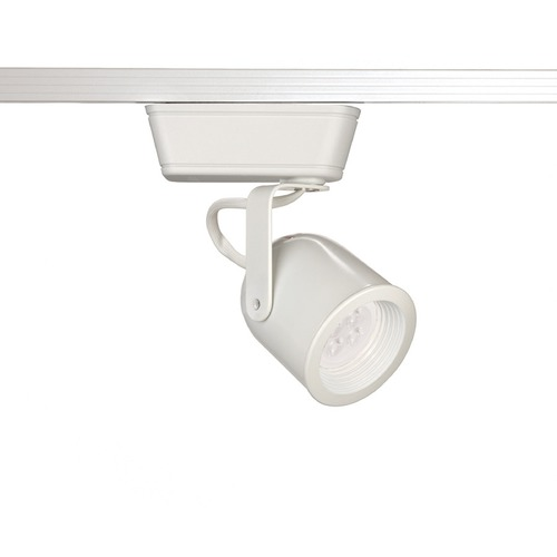 WAC Lighting Wac Lighting White LED Track Light Head LHT-808LED-WT