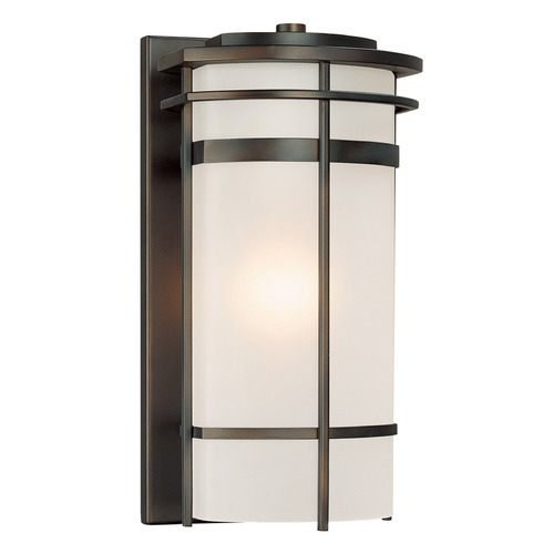 Capital Lighting Capital Lighting Lakeshore Old Bronze Outdoor Wall Light 9882OB