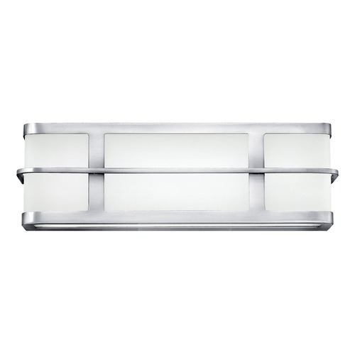 Hinkley Lighting Hinkley Lighting Fairlane Chrome LED Bathroom Light 54812CM