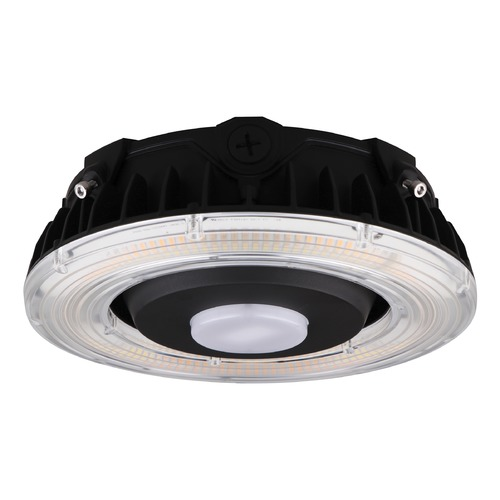 Satco Lighting Satco 40W LED Bronze Round Canopy Light With Selectable CCT 150Deg Beam 65/626