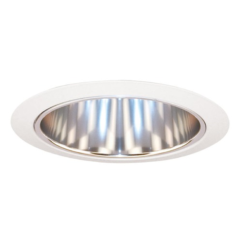 Juno Lighting Group Clear Tapered Cone for 6-Inch Recessed Housings 27 CWH