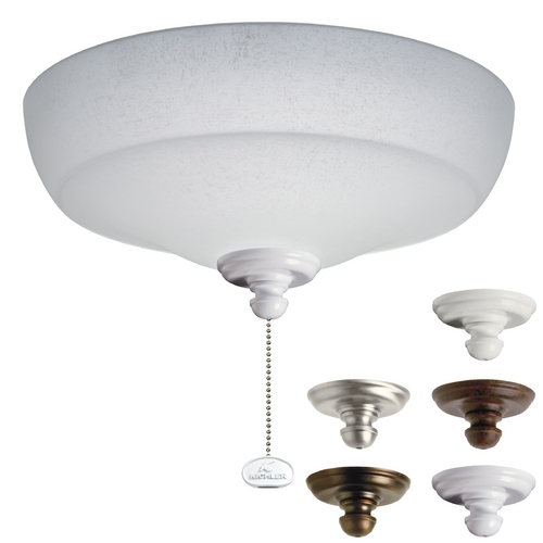 Kichler Lighting Kichler Lighting White Linen Light Kit 338151MUL