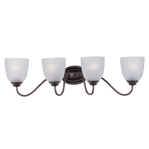 Maxim Lighting Maxim Lighting Stefan Oil Rubbed Bronze Bathroom Light 10074FTOI