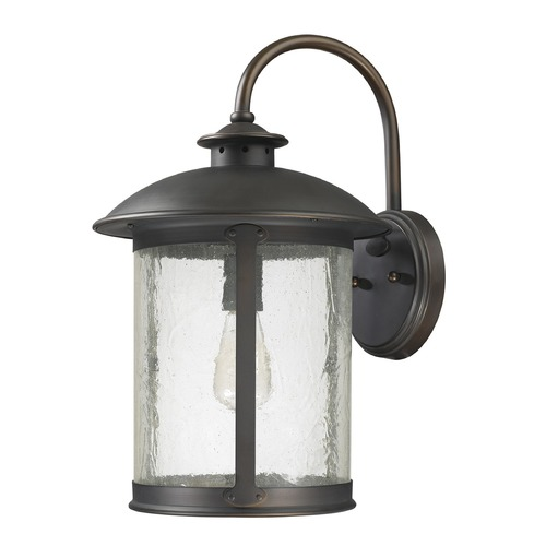 Capital Lighting Capital Lighting Dylan Old Bronze Outdoor Wall Light 9563OB