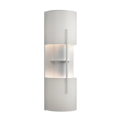 Sonneman Lighting Modern Sconce Wall Light in Satin White Finish 1712.03PF