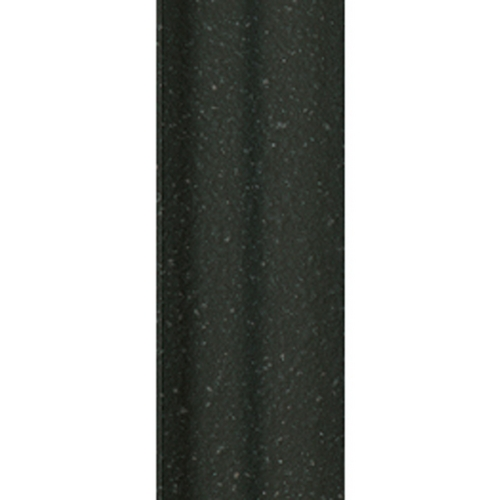 Fanimation Fans Fanimation Textured Black Finish 18-Inch Fan Downrod DR1-18TB