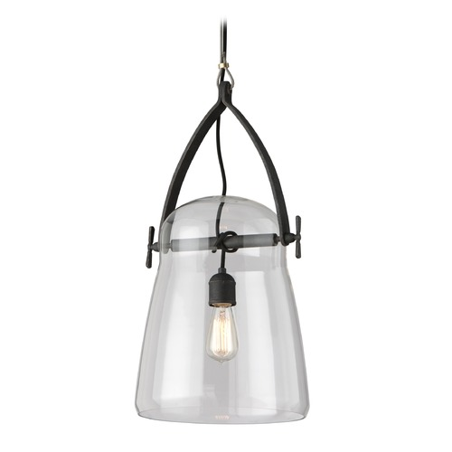 Troy Lighting Troy Lighting Silverlake French Iron Pendant Light with Bowl / Dome Shade F5225