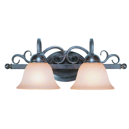 Jeremiah Lighting Jeremiah Sheridan Forged Metal Bathroom Light 22002-FM