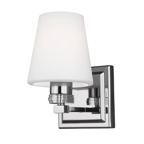Feiss Lighting Feiss Lighting Rouen Polished Nickel Sconce VS22201PN