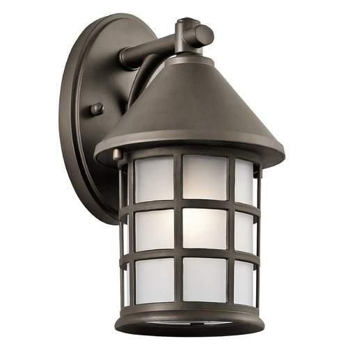 Kichler Lighting Kichler Lighting Town Light Outdoor Wall Light 49618OZ