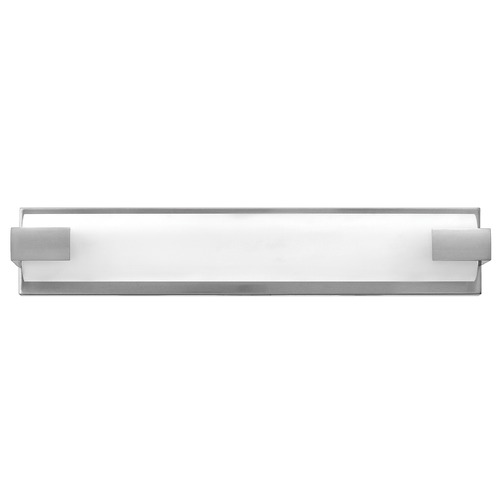 Hinkley Lighting Hinkley Lighting Unity Brushed Nickel LED Bathroom Light 55652BN