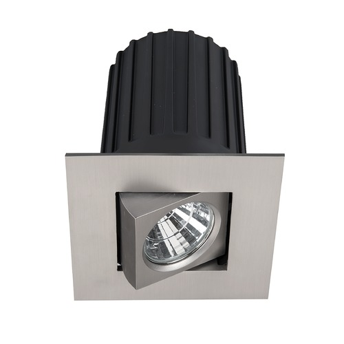 WAC Lighting Wac Lighting Oculux Brushed Nickel LED Recessed Kit R2BSA-11-N930-BN